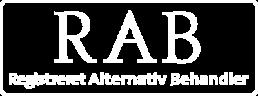 Dankobe RAB Registreret Alternativ Behandler
