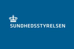 Logo for Sundhedsstyrelsen